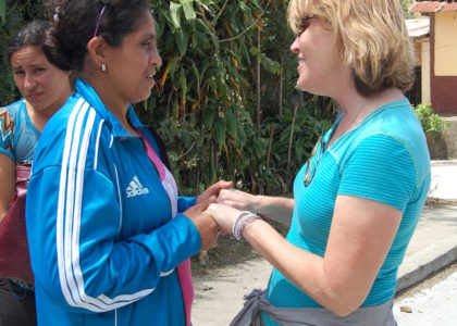 Almost TWO years passed….and then an Esperança volunteer surgical team arrived!