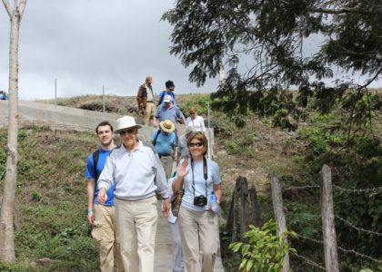 Day three Mission of Hope: Las Lomas, New Beginnings and Organization