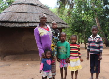 Bringing Hope to Children and Families in Mozambique
