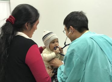 A grateful Peru welcomes back Esperança Volunteer Surgeons
